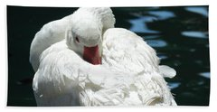 Goose Feather Siesta Hand Towel
