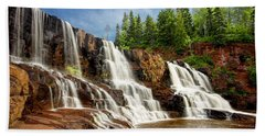 Gooseberry Falls Bath Towel