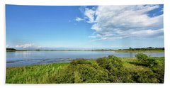 Gordons Pond Overlook - Cape Henlopen State Park - Delaware Bath Towel