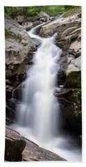 Gorge Waterfall Bath Towel