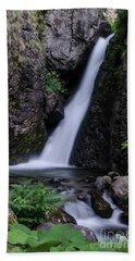 Goritsa Waterfalls-2211 Bath Towel