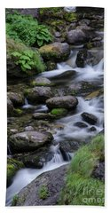 Goritsa Waterfalls-rapids 2181 Hand Towel