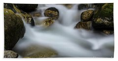 Goritsa Waterfalls-rapids 2226 Bath Towel