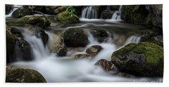 Goritsa Waterfalls-rapids 2231 Bath Towel