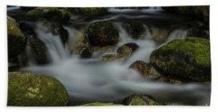 Goritsa Waterfalls-rapids 2235 Bath Towel