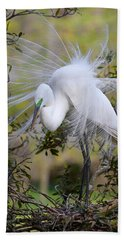 Grace In Nature Hand Towel
