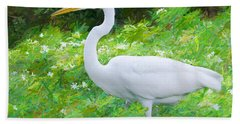 Grace In Nature Hand Towel by Judy Kay
