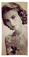 Grace Kelly, Movie Star Hand Towel