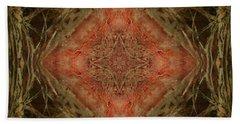 Grace Mandala Bath Towel