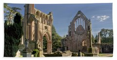 Graceful Ruins. Dryburgh Abbey. Hand Towel