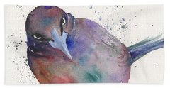 Grackula Hand Towel