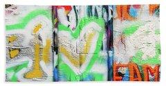 Graffiti 2 Hand Towel