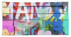 Graffiti 4 Bath Towel