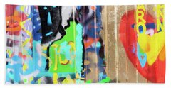 Graffiti 5 Hand Towel