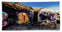 Graffiti_03 Bath Towel