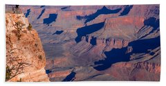 Hand Towel featuring the photograph Grand Canyon 18 by Donna Corless