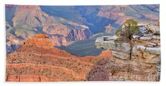 Hand Towel featuring the photograph Grand Canyon 2 by Debby Pueschel