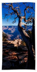 Hand Towel featuring the photograph Grand Canyon 27 by Donna Corless