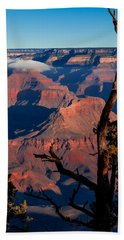 Hand Towel featuring the photograph Grand Canyon 30 by Donna Corless