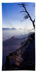Hand Towel featuring the photograph Grand Canyon 33 by Donna Corless