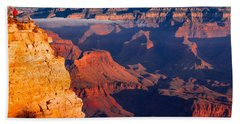 Bath Towel featuring the photograph Grand Canyon 35 by Donna Corless