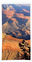 Grand Canyon 50 Hand Towel by Will Borden