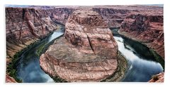 Grand Canyon Horseshoe Bend Hand Towel