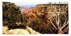 Grand Canyon National Park, Arizona Bath Towel by A Gurmankin