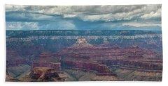 Grand Canyon Storms Bath Towel