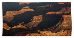 Grand Canyon Sunrise Bath Towel