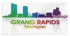 Grand Rapids Mi Hand Towel