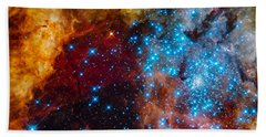 Grand Star-forming Region Bath Towel
