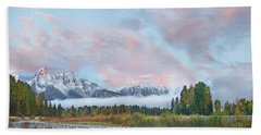 Grand Teton National Park, Wyoming Bath Towel