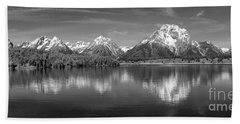 Grand Teton Tranquility Hand Towel