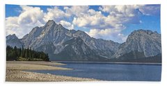 Grand Tetons Hand Towel