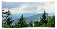 Grandmother Mountain Bath Towel