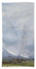 Grantsville Skies Hand Towel