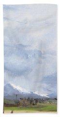 Grantsville Skies Bath Towel