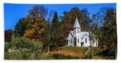Grassy Creek Methodist Church Hand Towel