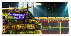Great American Ballpark Hand Towel