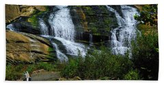 Great Falls Hand Towel