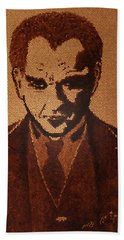 Great Mustafa Kemal Ataturk  Hand Towel