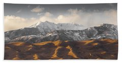 Great Sand Dunes Bath Towel