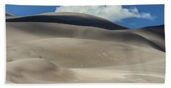 Great Sand Dunes National Park II Bath Towel by Greg Reed