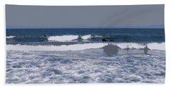 Greek Waves - 2 Bath Towel