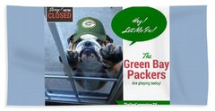 Green Bay Packers Hand Towel