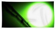 Green Goblin Bath Towel