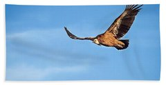 Griffon Vulture Bath Towel