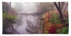 Grings Mill Fog 015 Hand Towel