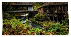 Grist Mill Bath Towel